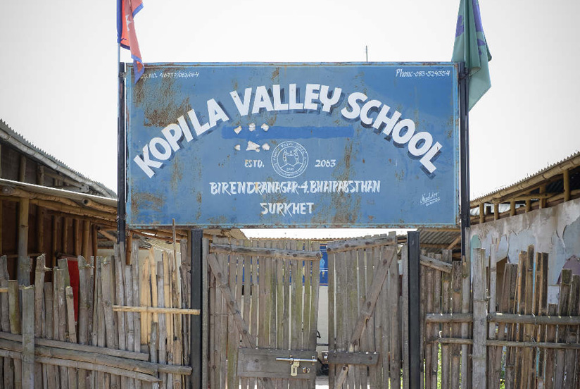 Kopila Valley High School, Sustainability, Green School