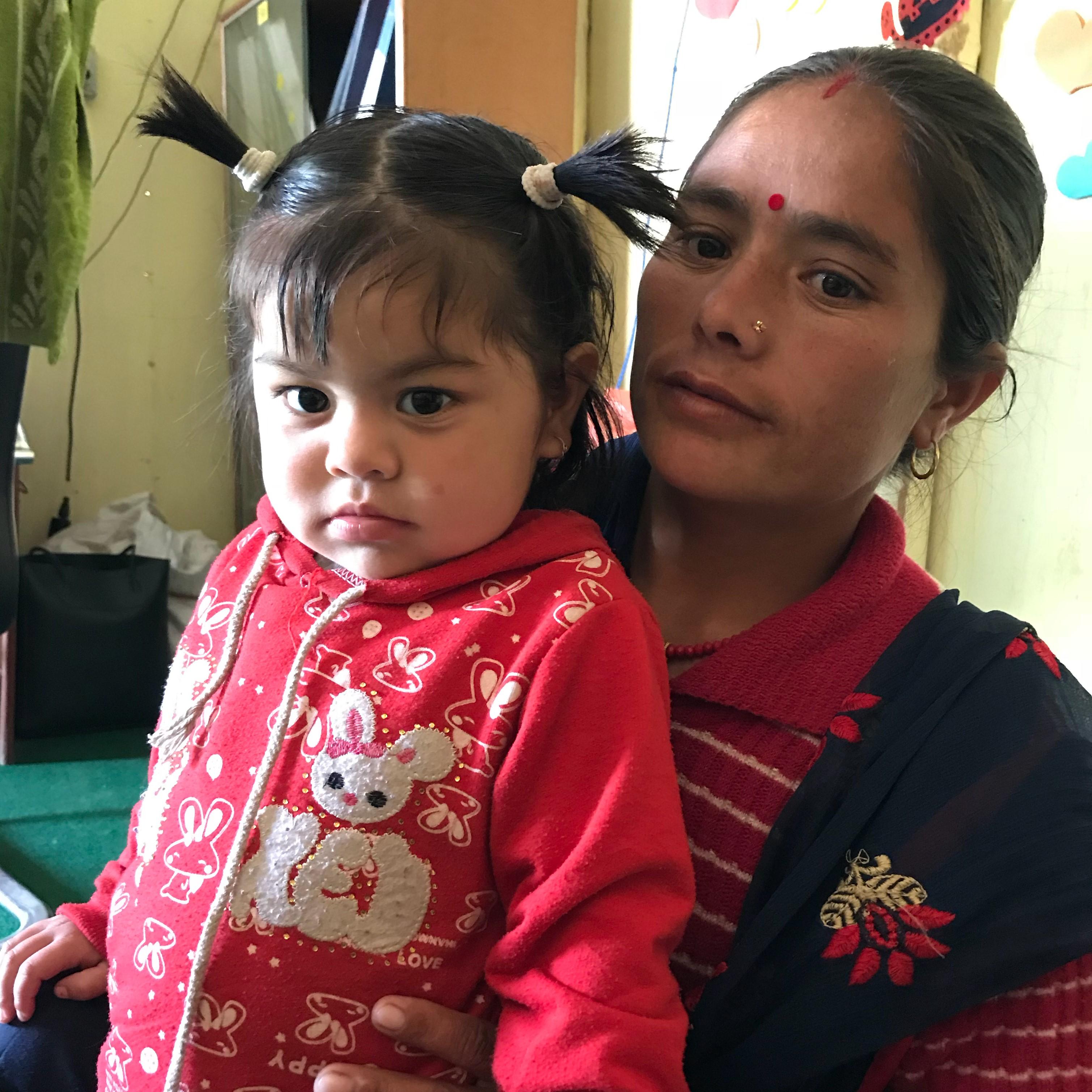 An Update on Baby Aruna