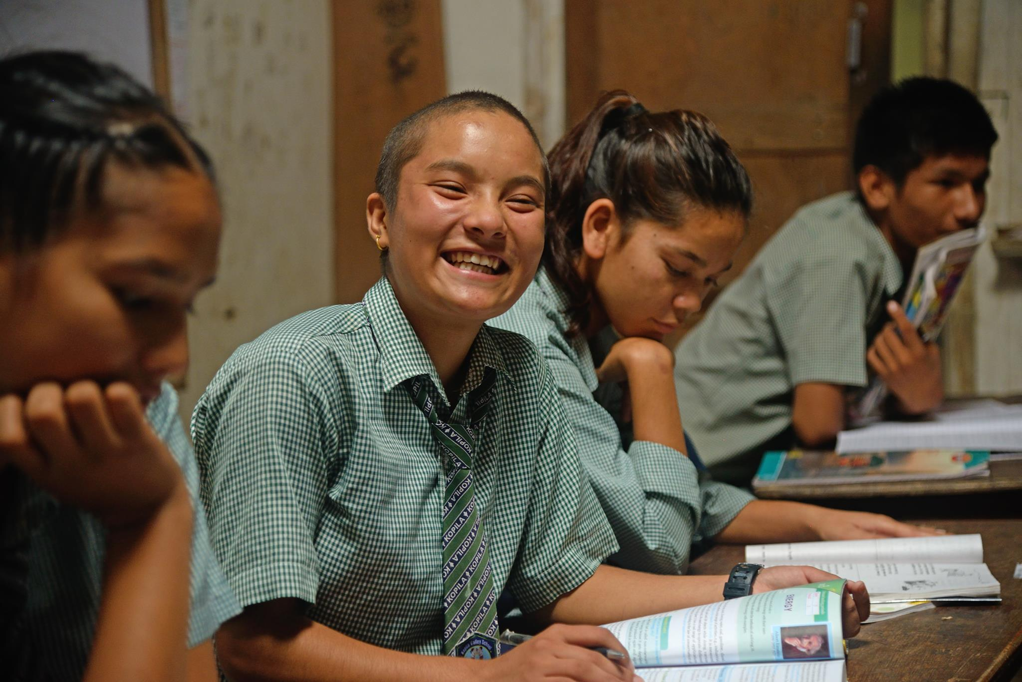 Stories of Nepal: Our Girls