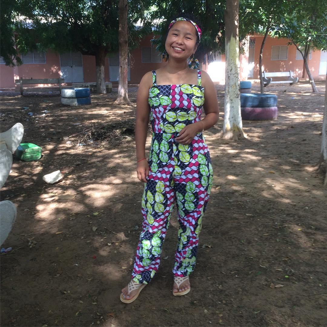 Nisha in Senegal!