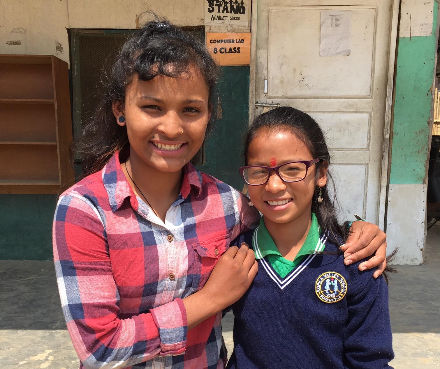 Sirjana and Jharana Update!