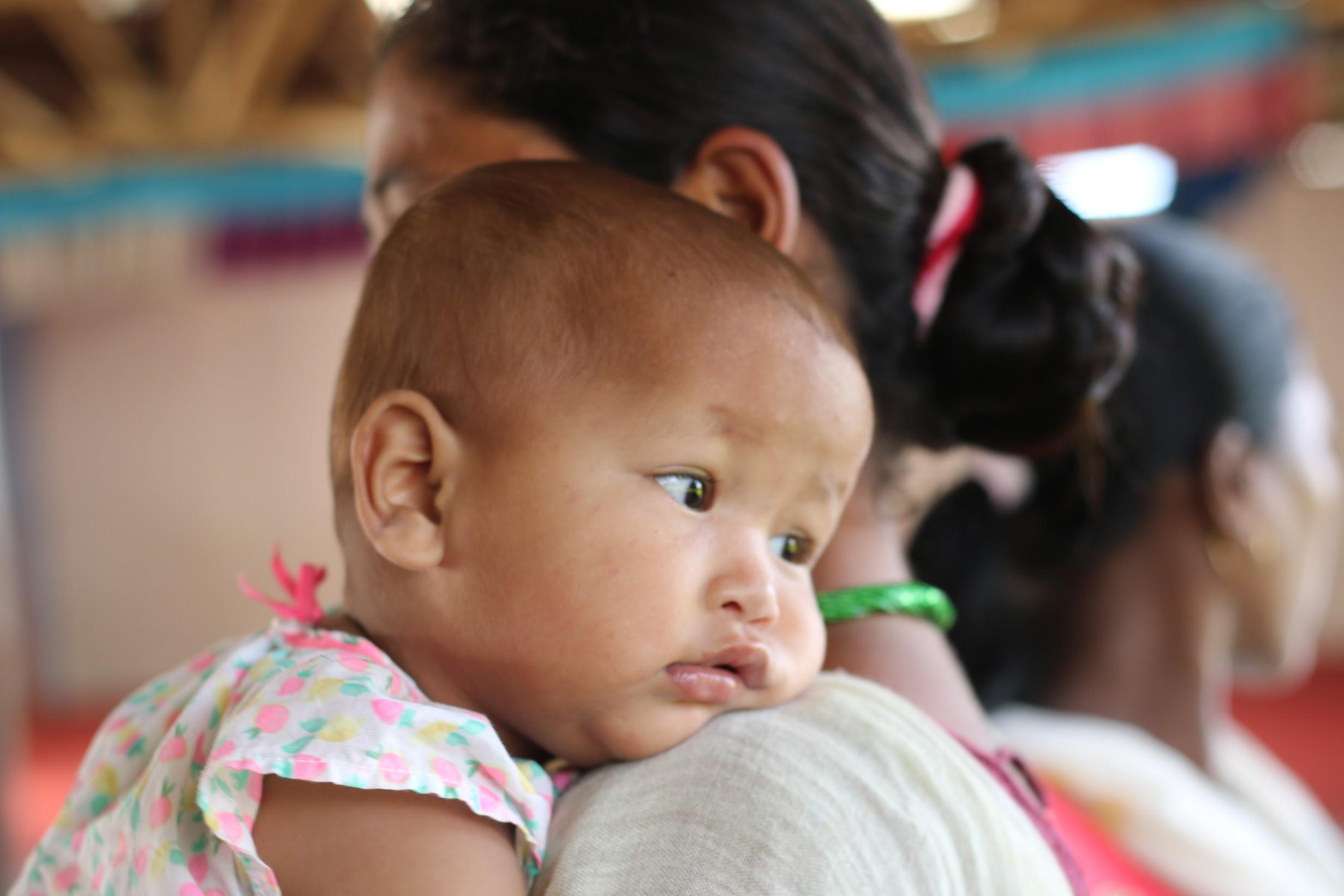 Baby auntie :)