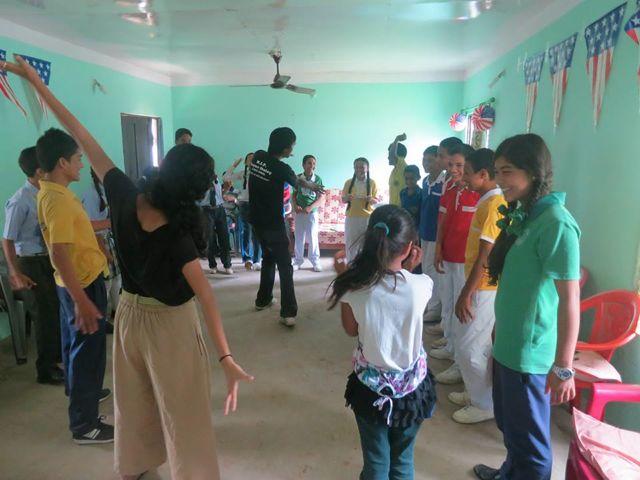 Poetry Slamming In Surkhet