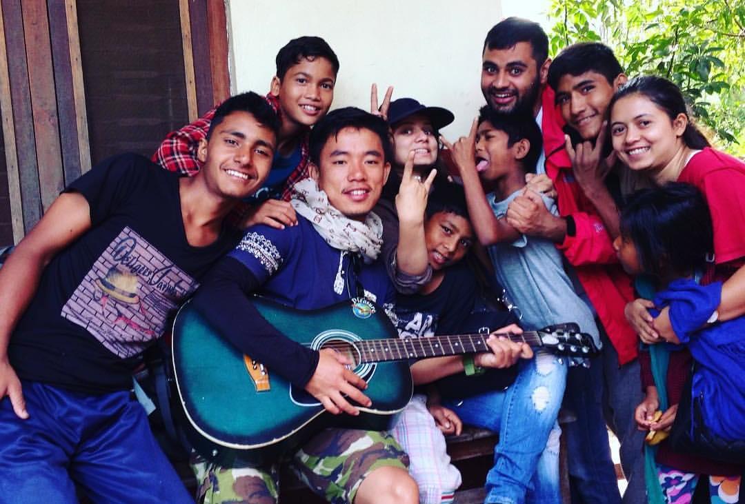 Dashain Camp